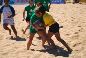 Beach Rugby Portugal 2009